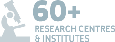 60+ Research centres & institutes